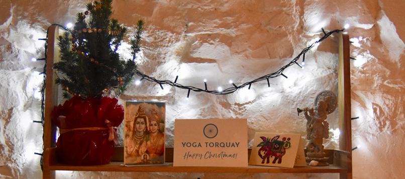 Merry Christmas for everyone at Yoga Torquay
