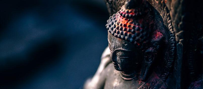 Indian Buddha Statue